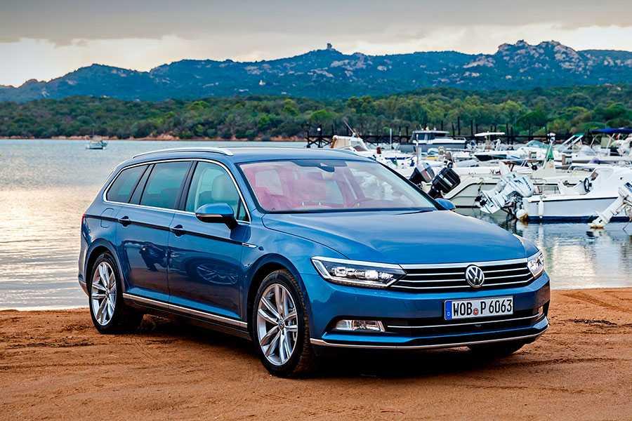 Тест Volkswagen Passat: более 1100 км дизельного марафона