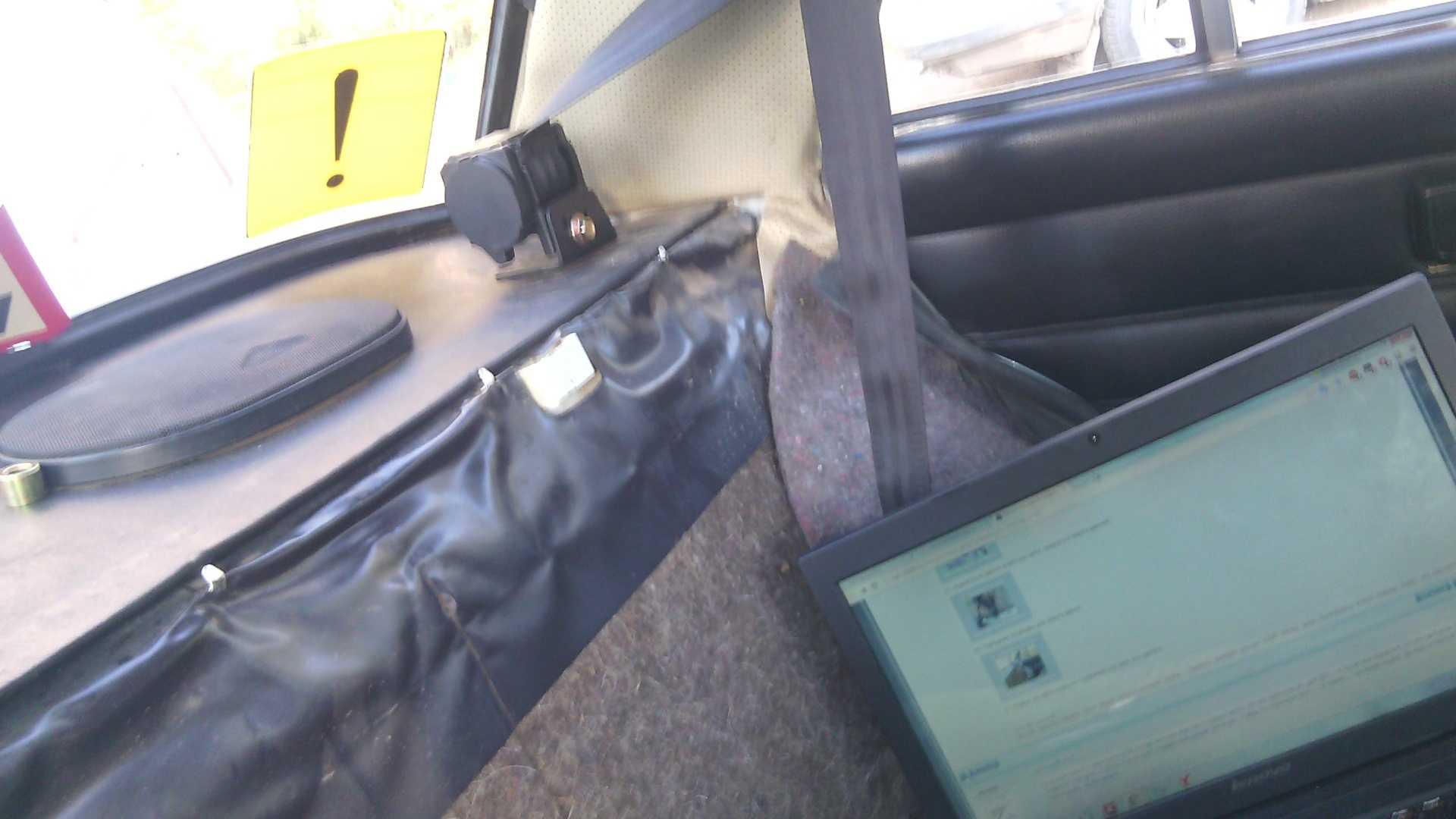 установка ремней безопасности на ваз 2106 - пульс74.рф