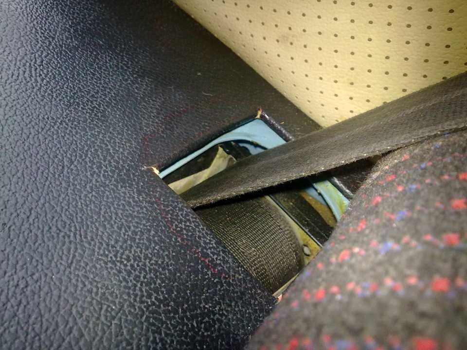 Установка ремней безопасности на ваз 2106 – поэтапная инструкция по устаовке задних ремней безопасности на автомобиль ваз 2106