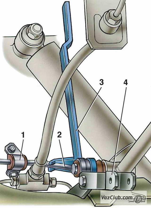 Тормозная система ваз 2106: описание и ремонт