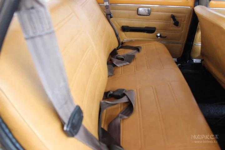 Замена передних и задних ремней безопасности на ваз 2106